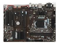 MSI Carte m�re H110 PC MATE