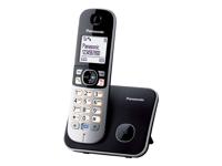 Panasonic KX-TG6811 Trådløs telefon med opkalds-ID DECT sort
