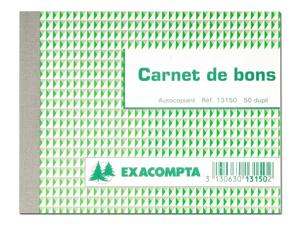 Carnet de coupons utilisource