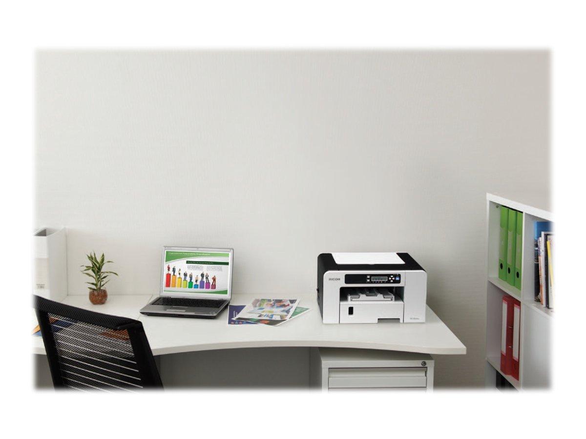 ricoh aficio sg 3110dnw imprimante couleur jet d. Black Bedroom Furniture Sets. Home Design Ideas