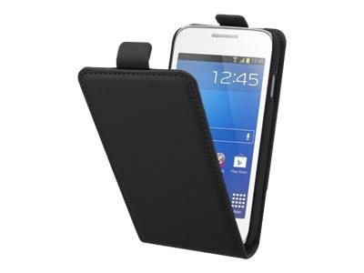 Muvit Slim S Case protection à rabat pour téléphone portable