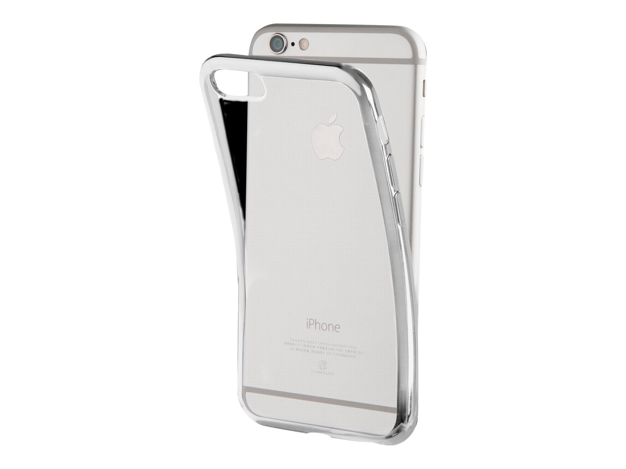 MUVIT LIFE bling - Coque de protection pour iPhone 7 Plus - argenté, bling