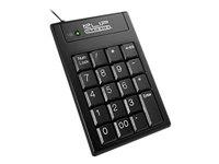 Klip Xtreme KNP-100 Abacus Numeric - Teclado numérico - USB