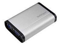 StarTech.com Boitier USB32VGCAPRO