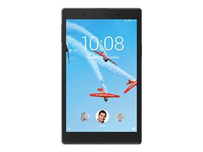 "Lenovo Tab4 8 ZA2B - Tablet - Android 7.1 (Nougat) - 16 GB eMMC - 8"" IPS (1280 x 800) - microSD slot - slate black"