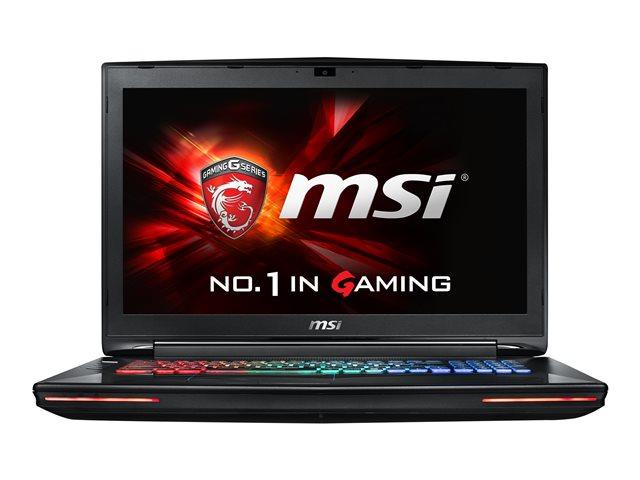 """Image of MSI GT72S 6QE 047UK Dominator Pro G - 17.3"""" - Core i7 6700HQ - 16 GB RAM - 128 GB SSD + 1 TB HDD"""