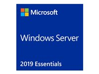 Microsoft Windows Server 2019 Essentials Edition - Licencia - 1-2 procesadores