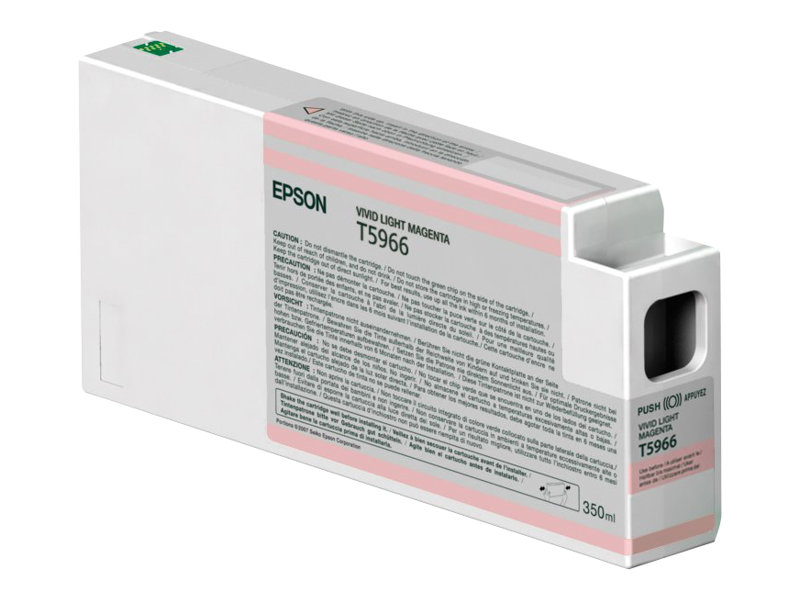 Epson T5966 - magenta vif clair - originale - cartouche d'encre