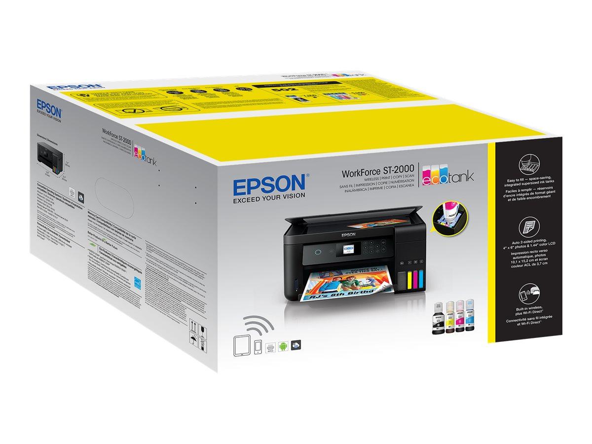 Education Technologies, Inc - Epson - Epson WorkForce ST