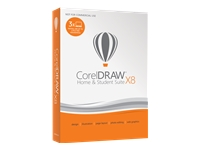 CorelDRAW Home & Student Suite X8
