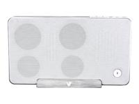 V7 Bluetooth Wireless Speaker & Stand SP5500-BT-WHT-9NC