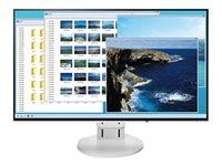 EIZO EV2451-WT, LCD: IPS-LED, ULTRA Slim rámeek 1mm, EcoView, 19