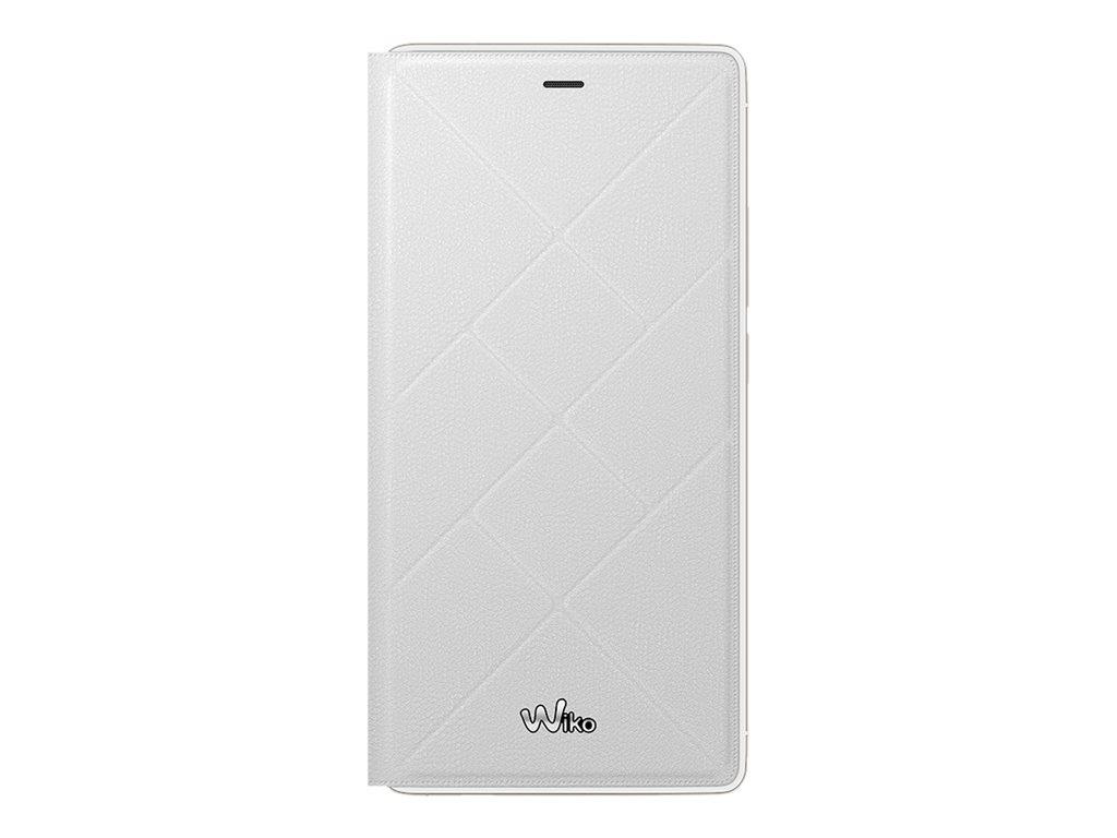 Wiko Folio Jetlines protection à rabat pour téléphone portable