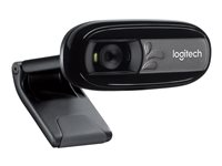 Logitech Webcam C170 - Cámara web - color