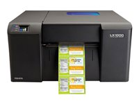 Primera LX1000 Color Label Printer - Label printer - color - thermal inkjet - Roll (8.39 in) up to 240 inch/min (color) - capacity: 1 roll - USB 2.0