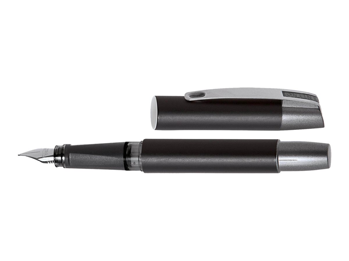 ONLINE YOUNG.LINE Campus Lefty - Stylo plume - bleu