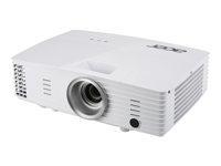 Acer X1385WH DLP-projektor bærbar 3D 3200 lumen WXGA (1280 x 800)