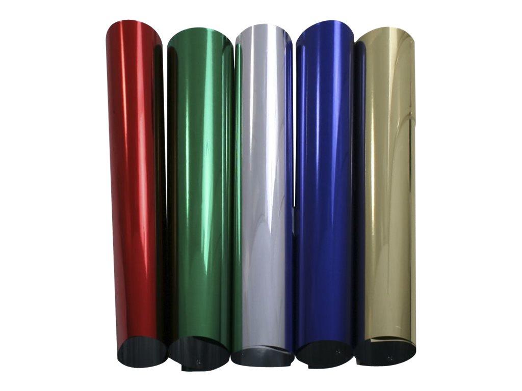 Maildor - Papier cadeau - 70 cm x 1.5 m - 90 g/m2 - disponible dans différentes couleurs métallisé