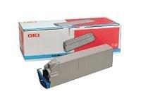 OKI - Cyan - original - cartouche de toner - 41963607
