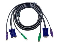 Aten 2L-1003P/C 3m PS/2 KVM Cable