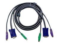 3m Aten PS2 KVM Cable