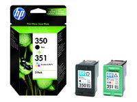 HP 350/351