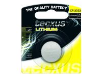tecxus Batteri CR2032 Li 220 mAh