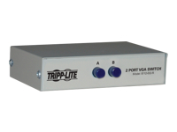 Tripp Lite Manual VGA/SVGA Switch