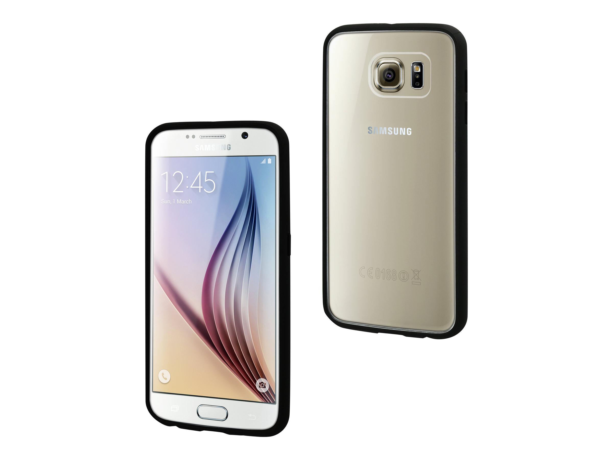 Muvit Myframe - Coque de protection pour Samsung GALAXY S6 - noir