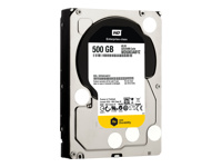 WD RE WD5003ABYZ - disque dur - 500 Go - SATA 6Gb/s