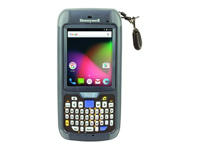 """Honeywell CN75 - Data collection terminal - Android 6.0 (Marshmallow) - 16 GB - 3.5"""" color (480 x 640) - rear camera - barcode reader - (2D imager) - USB host - microSD slot - Wi-Fi, Bluetooth"""