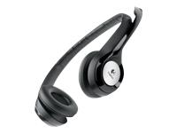 Logitech USB Headset H390 - casque