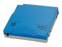 HP Ultrium WORM Custom Labeled Data Cartridge
