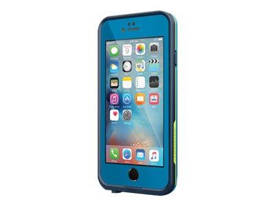 LifeProof Fre - Étui de protection étanche pour iPhone 6, 6s  - bleu banzai