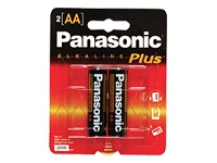 Panasonic Alkaline Plus AM-3PA