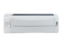 Lexmark Forms Printer 2591n+ - imprimante - monochrome - matricielle