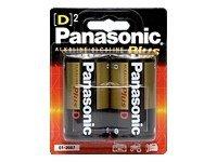Panasonic Alkaline Plus AM-1PA