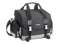 Canon Gadget Bag 100DG - Case for camera - nylon - for EOS 1200, 5DS, 6D, 70, 700, 750, 760, 7D, 8000, Kiss X70, Kiss X8i, Rebel T6i, Rebel T6s