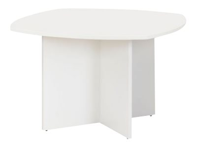 Gautier office Sunday - Table de réunion - blanc