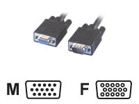 MCL Samar rallonge de câble VGA - 2 m