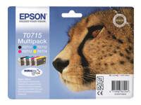 Epson Cartouches Jet d'encre d'origine C13T07154020