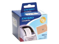 DYMO Transparent Large Address Labels
