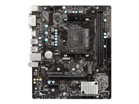 MSI A320M-A PRO MAX - Placa base - Socket AM4