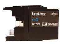 BROTHER TiNTA LC-79C    PARA 1200 PAGiNAS CYAN