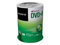 Sony CD-R/W et DVD-R 100DPR47SP