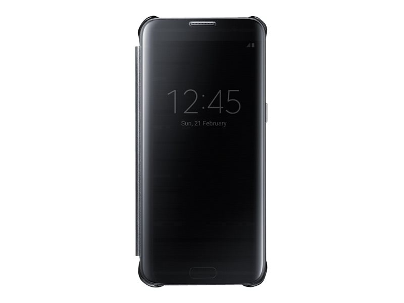 Samsung Clear View Cover EF-ZG935 protection à rabat pour téléphone portable