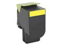 Lexmark Cartouches toner laser 80C2HY0