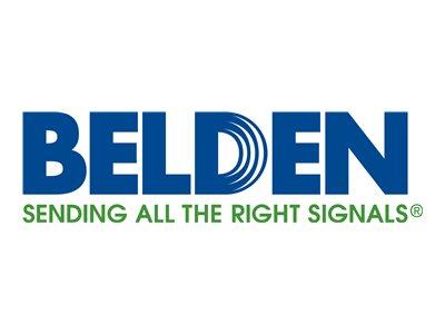 Belden - Kabel antény (velké balení) - 100 m - odstíněný - černá - slanovaný