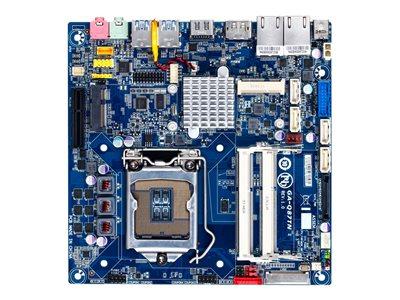 Gigabyte GA-Q87TN - 1.0 - základní deska - mini ITX - zásuvka LGA1150 - Q87 - USB 3.0 - 2 x Gigabit LAN - vestavěná grafika (vyžaduje CPU) - HD Audio (8 kanálů)