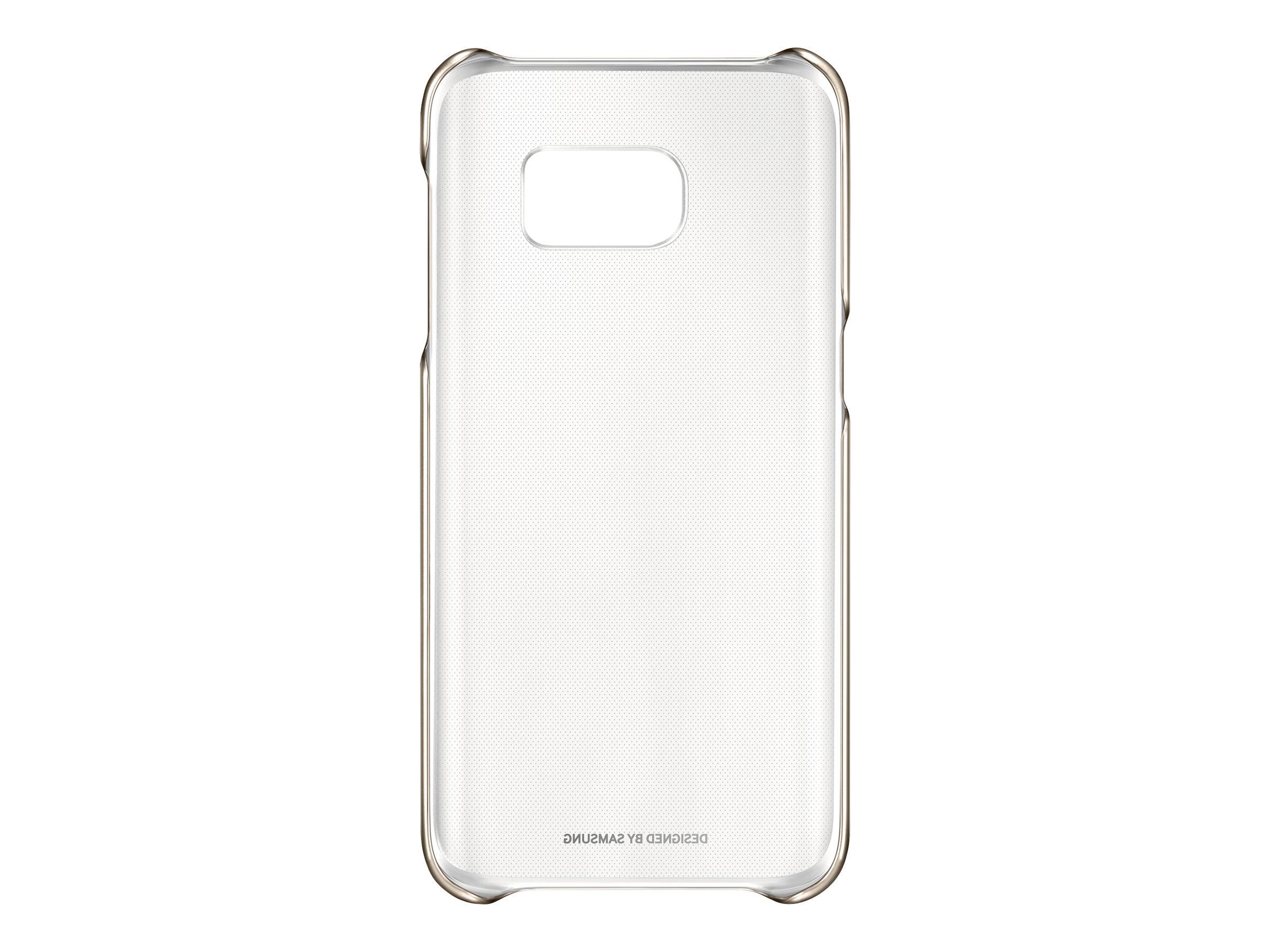 Samsung Clear Cover EF-QG930 - Coque de protection pour Galaxy S7 - différents coloris